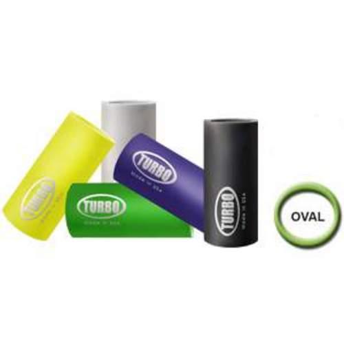 Finger Combo Turbo 2-N-1 đầu Oval trơn (Oval Mesh) và Oval Power