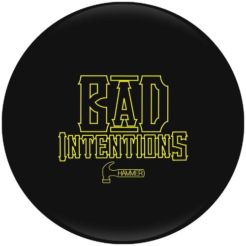 Hammer Bad Intentions banh bowling