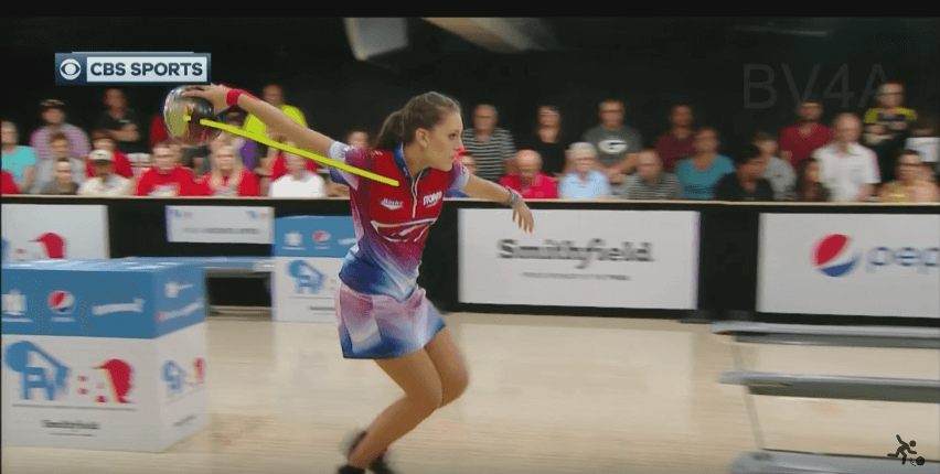 Bowling tips: How to stop grabbing & lofting the ball all over the lane?