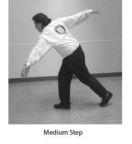 medium step